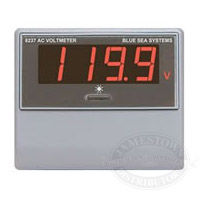 Blue Sea Systems AC Digital Voltmeter