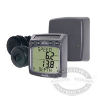 Tacktick T100 Speed And Depth System w/ Dual Digital Display