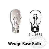 Perko Wedge Base Bulbs replacement marine lightbulbs