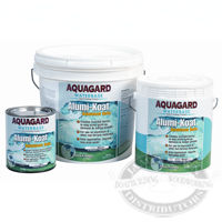Aquagard Alumi-Koat Paint