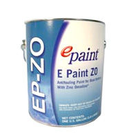 ePaint ZO Antifouling marine bottom Paint for Commercial and Recreational Vessels