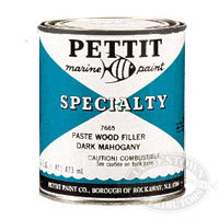 Pettit Paste Wood Filler Stains