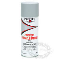 Pettit Zinc Coat Barnacle Barrier