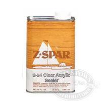 Z Spar S-94 Clear Acrylic Sealer