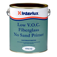 Interlux Low V.O.C. Fiberglass No Sand Primer (YPA142)