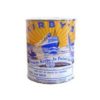 Kirby Topside Paints, kirby marine paint