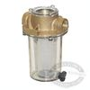 Groco ARG Series Raw Water Strainers with Non-Metalic Basket