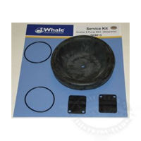 Whale Water Systems Gusher 8 Service Kit