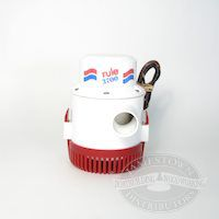 Rule 3700 GPH Submersible Bilge Pumps, rule 14a bilge pump