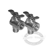 Groco 90-Degree Full-Flow Fuel Valves