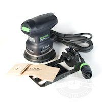 Festool ETS 125 EQ Random Orbit Sander