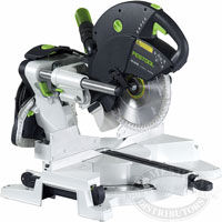 Festool Kapex KS 120 Sliding Dual Compound Miter Saw