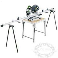 Festool Kapex Cutting Extensions
