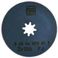 Fein MultiMaster HSS Saw Blade 2-1/2 inch Diameter