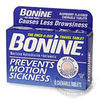 Bonine Chewable Tablets for Motion Sickness