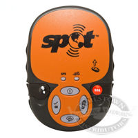 SPOT-2 Satellite Messenger - Orange