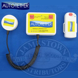 The Screamer Autotether Alarm System