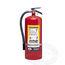 Kidde B-II Series Dry Chemical Fire Extinguisher