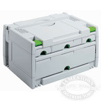 Festool Sortainers, Workplace Organization