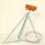 Brownell Galvanized Sailboat Stands
