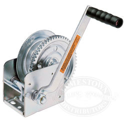 Two speed Trailer Hand Winch