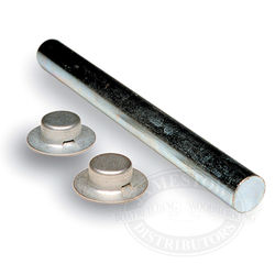 Trailer Roller Shaft with Nuts