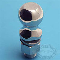 Suncor 304 SS Trailer Hitch Ball