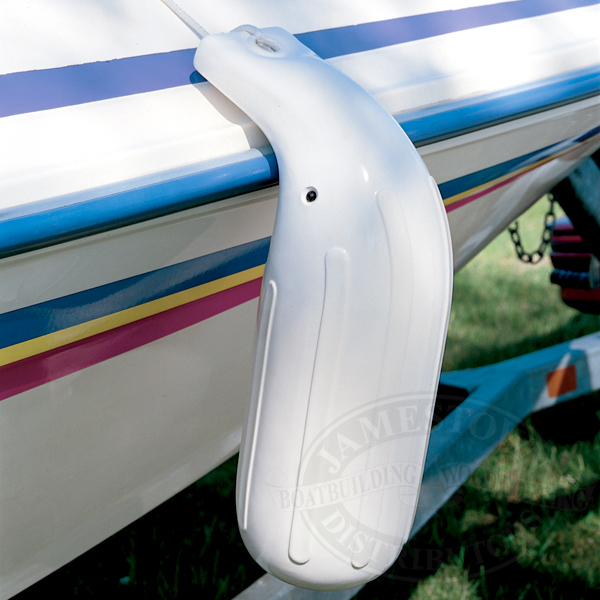 Large Boat Fenders : Unforseen boat wakes what do you to protect your