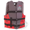 stearns youth antimicrobial watersports life jacket