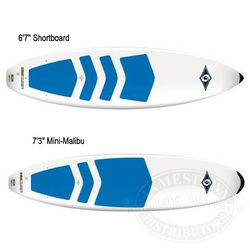 BIC Sport ACS Padded Surfboards