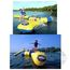 Rave Sports Aqua Jump Water Trampolines with launch and log