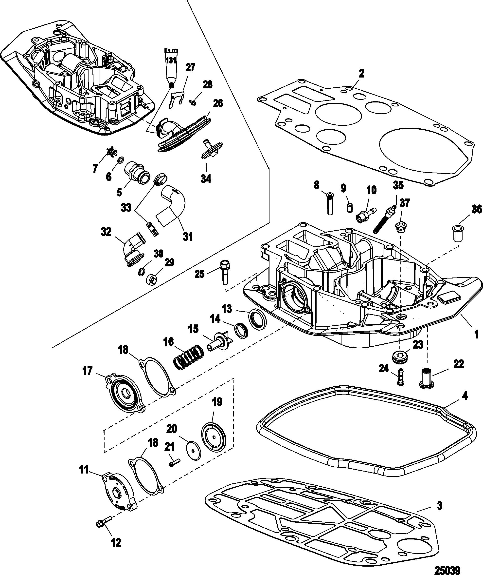 Yamaha Xsexhaust System