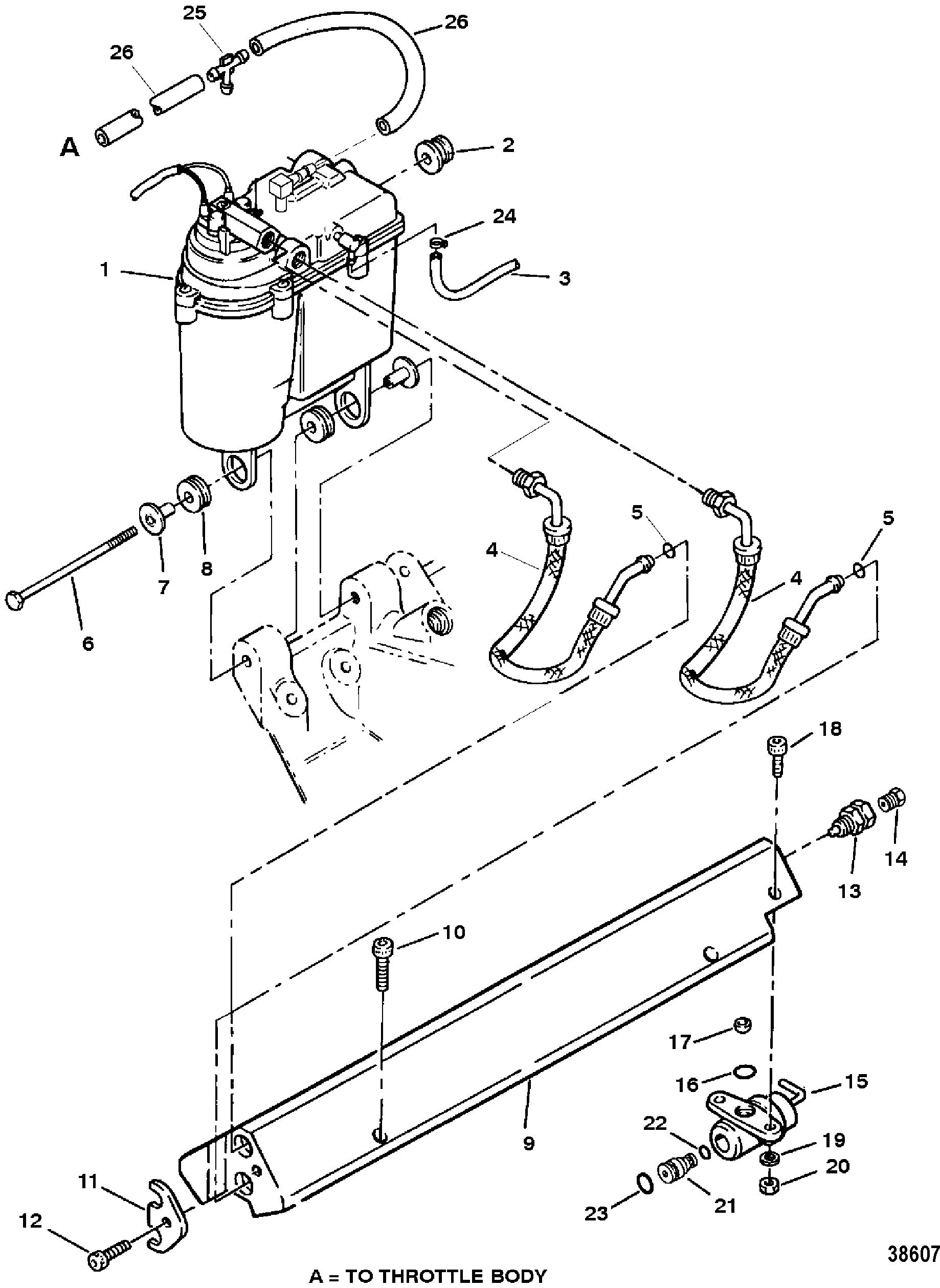Mercury Outboard Motor Lower Unit Diagram also Mercury Mariner Outboard Cooling System likewise OMC 206 8hp furthermore 483151866245656160 also 1999. on mercury water pump replacement