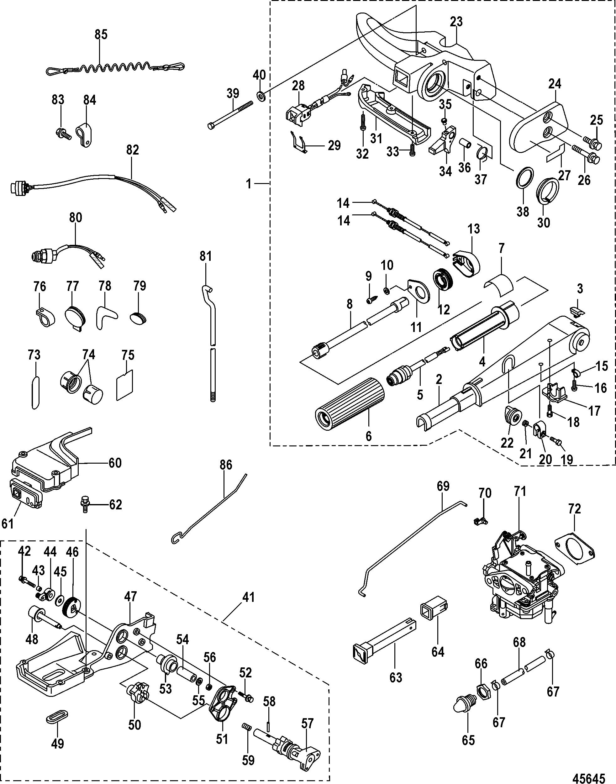mariner 4hp 4 stroke outboard manual