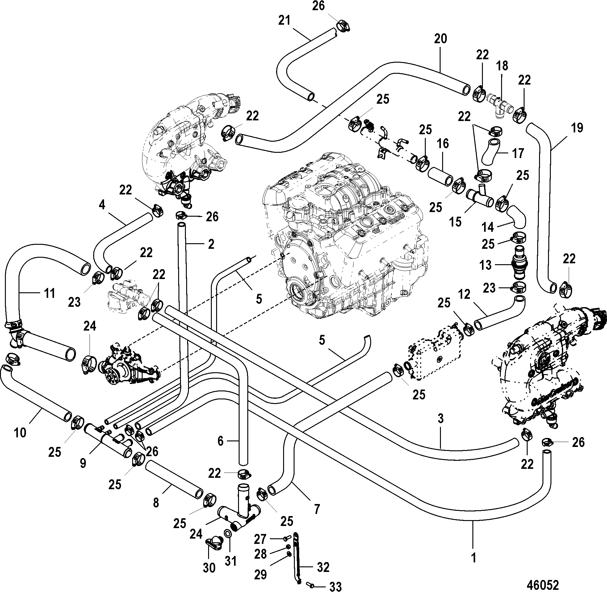 Chevy 4 3 Engine Diagram Guide And Troubleshooting Of Wiring Gm 3l Vortec Images Gallery