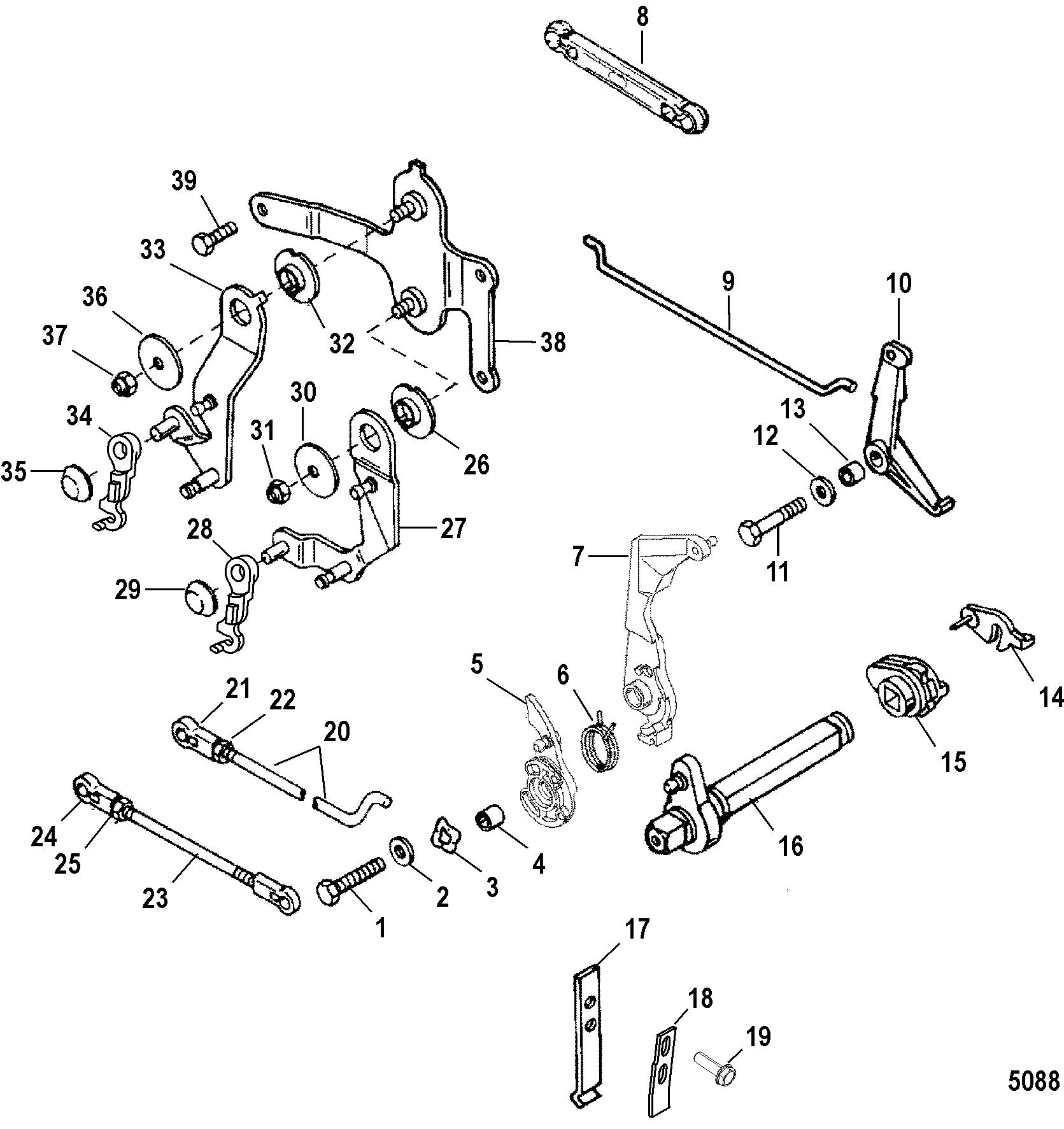 mercury 25 hp 2 stroke parts manual