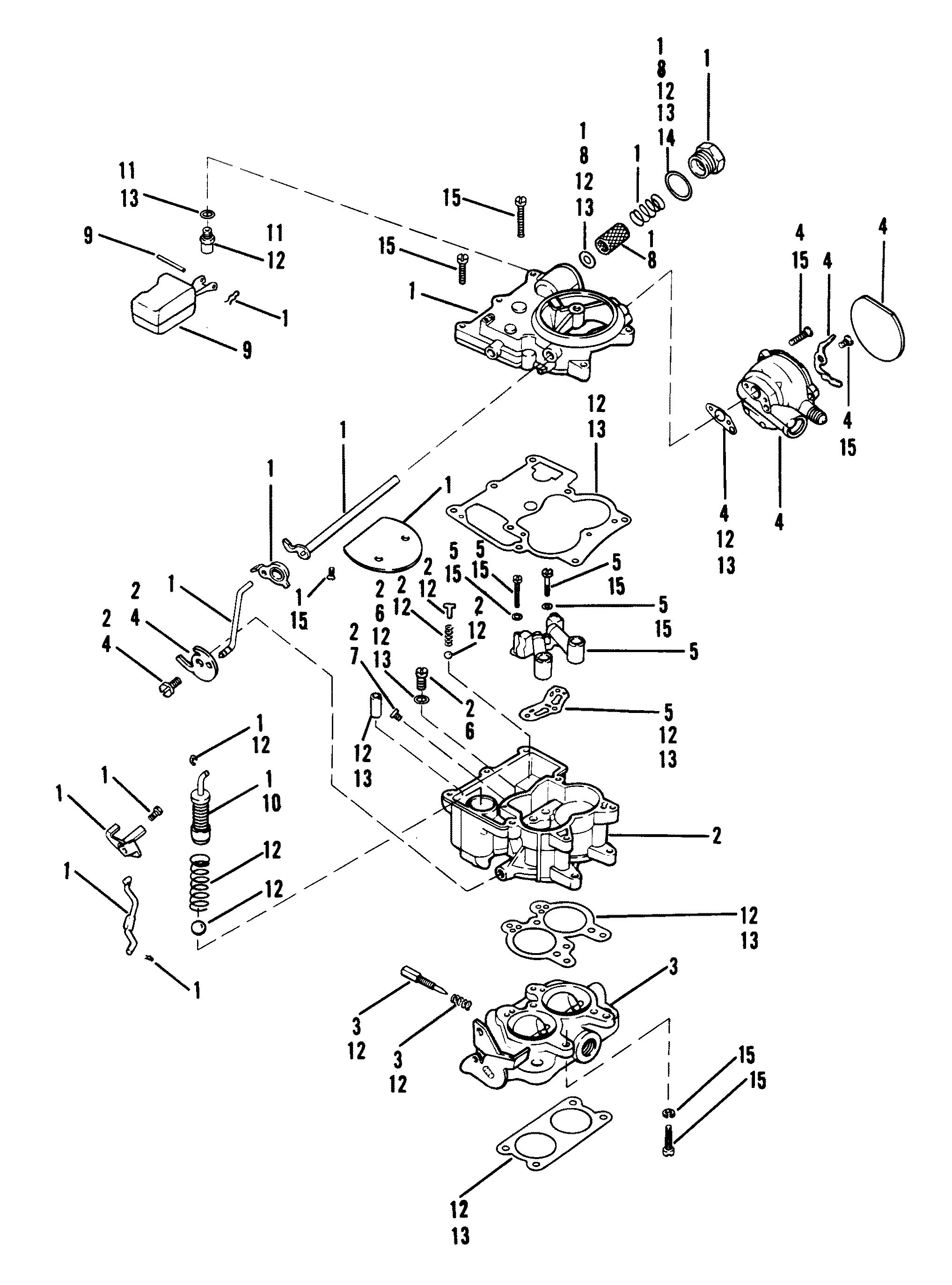 Mccormick Xtx 185 Wire Diagram Wiring Libraries Tractor Librarycarburetor Rochester For Mercruiser 120 H P 2 5l140