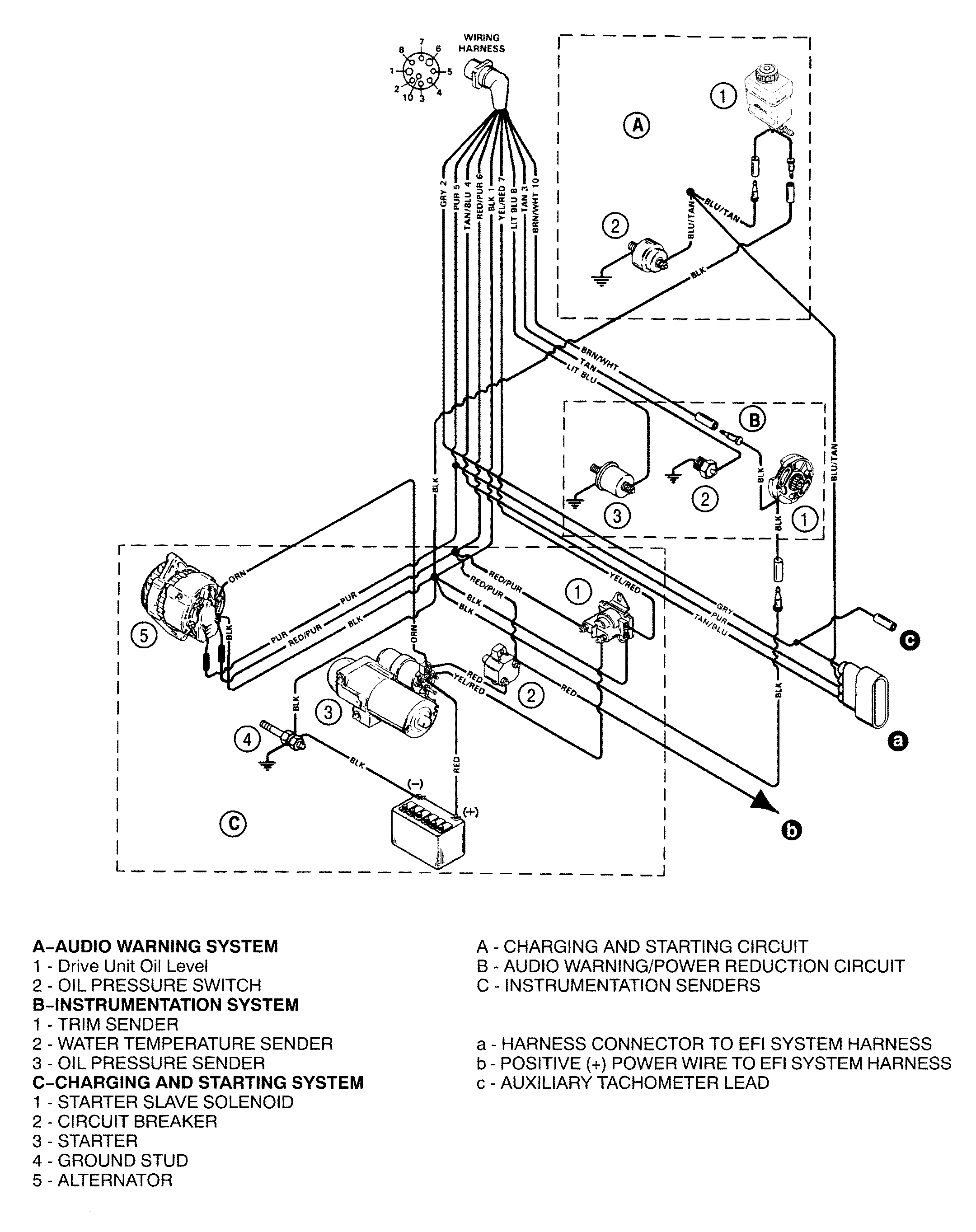 1978 mercruiser trim pump wiring diagram get free image about wiring rh kiymik co