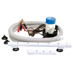 Seachoice 12V Portable Livewell Aerator Pump Kit