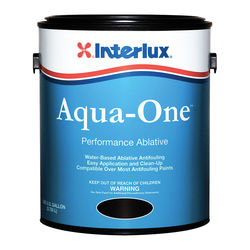 Interlux Aqua-One antifouling paint