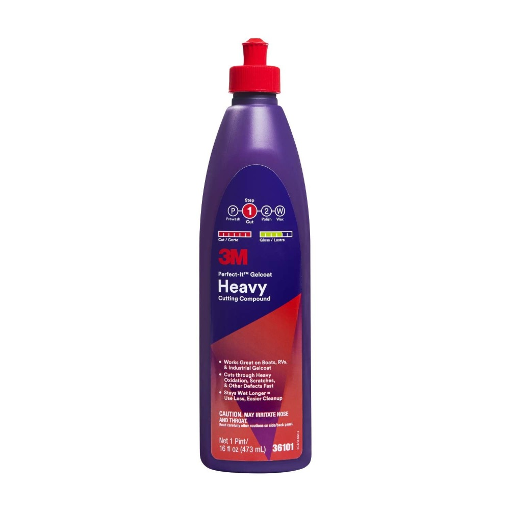 3M Perfect-It Gelcoat Heavy Cutting Compound