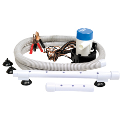 Seachoice 12V Portable Livewell Aerator/Pump Kit