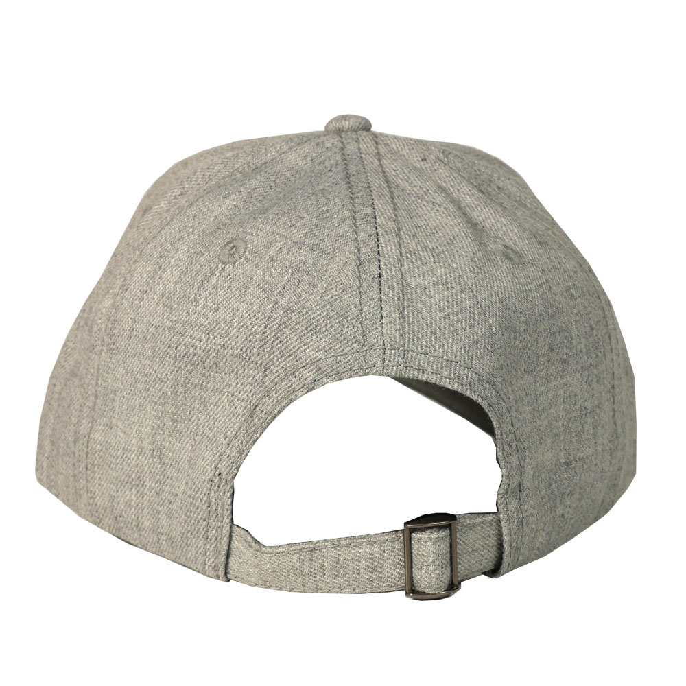 TotalBoat Heathered Wool Hat Back