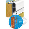 Dock Edge Dock Guard PVC Profile