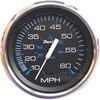Faria Chesapeake Stainless Steel Speedometer