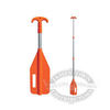 Seachoice Telescoping Paddle & Boat Hook