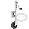 Fulton Swivel Trailer Jack With Wheel