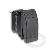 Paneltronics Switch SPST Black On/Off Rocker