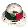 Sea-Dog Round Stainless Steel Combination Bow Light