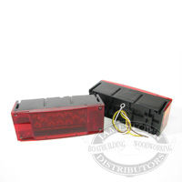 Optronics low profiel LED trailer light